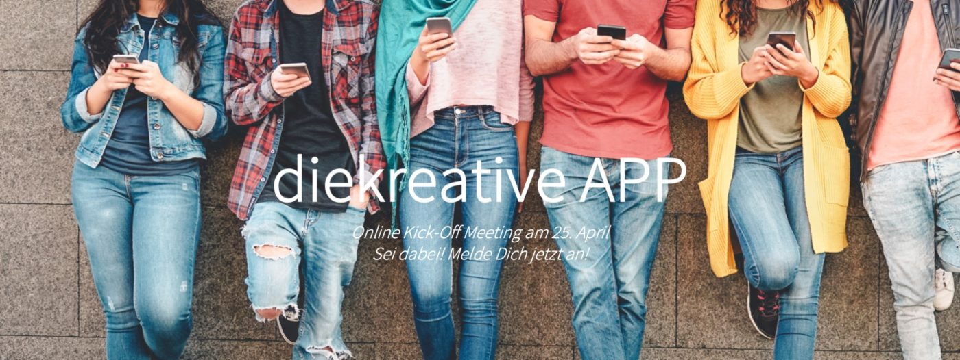 diekreative App - Kickoff Meeting